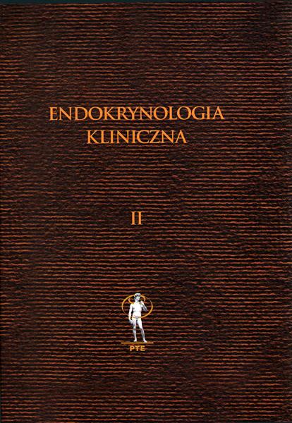 """Підручник """"Endokrynologia kliniczna"""" виданий Польським ендокринологічним товариством."""