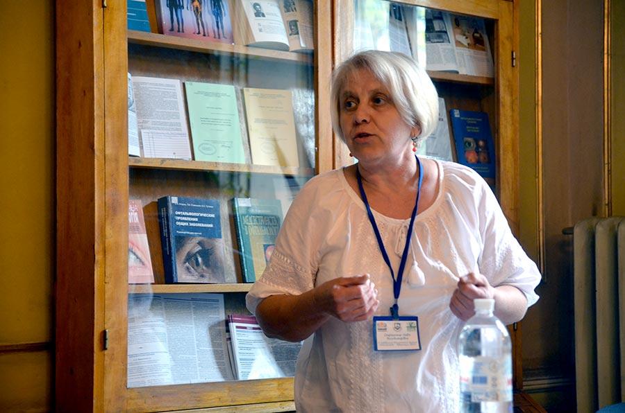 У Науковій бібліотеці відбулось секційне засідання V Львівського бібліотечного форуму