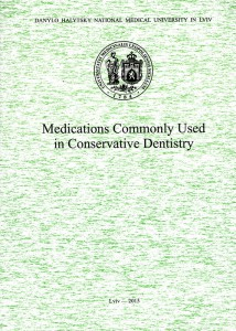 Medications Commonly Used in Conservative Dentistry