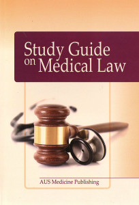Study Guide on Medical Law