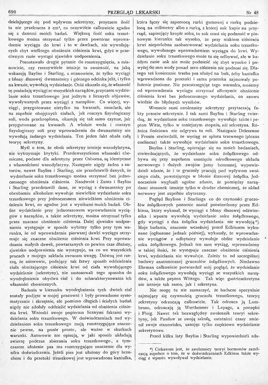 Teorja hormonów i wydzielanie wewnętrzne. St. 4