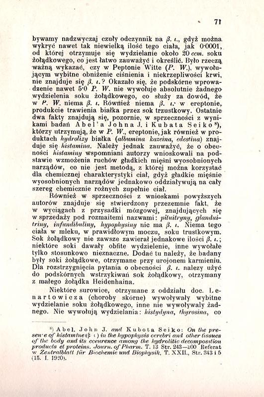 Księga Pamiątkowa wydana w dwudziestopiątą rocznicę istnienia Wydziału Lekarskiego Uniwersytetu Jana Kazimierza 1894-1919 przez członków Wydziału lekarskiego st 5