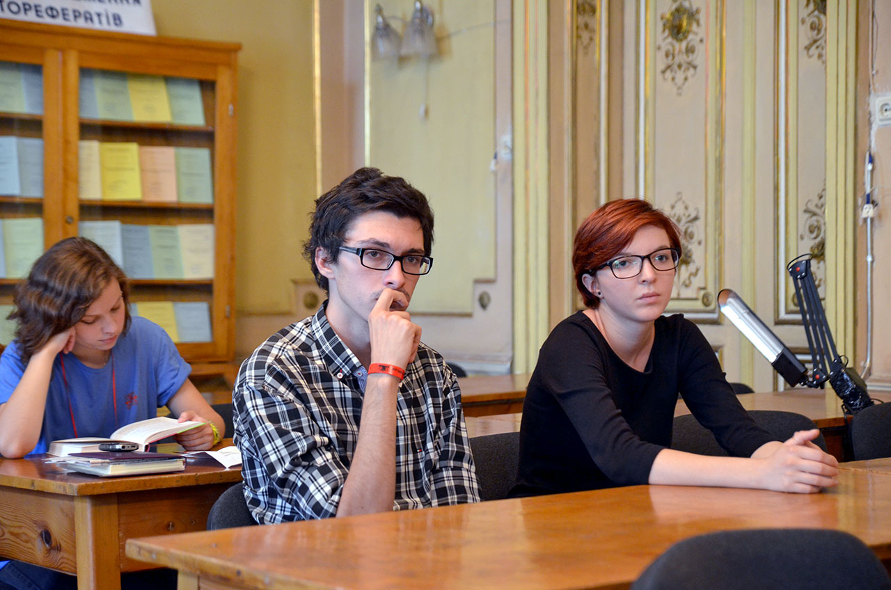 Презентація книги Пауля Целана за перекладом Петра Рихла