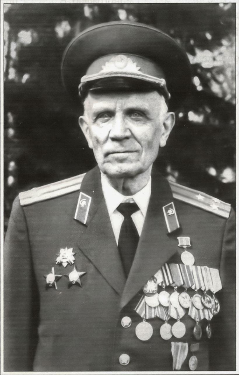 Микола Олександрович Оборін