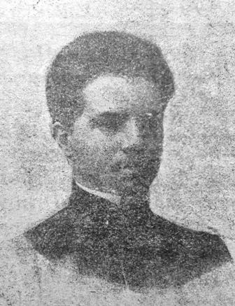 Крутянин Олександр Борозенко-Конончук. Фото Інститут національної пам'яті