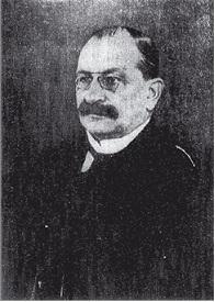 Професор Емануїл Махек – ректор Львівського університету