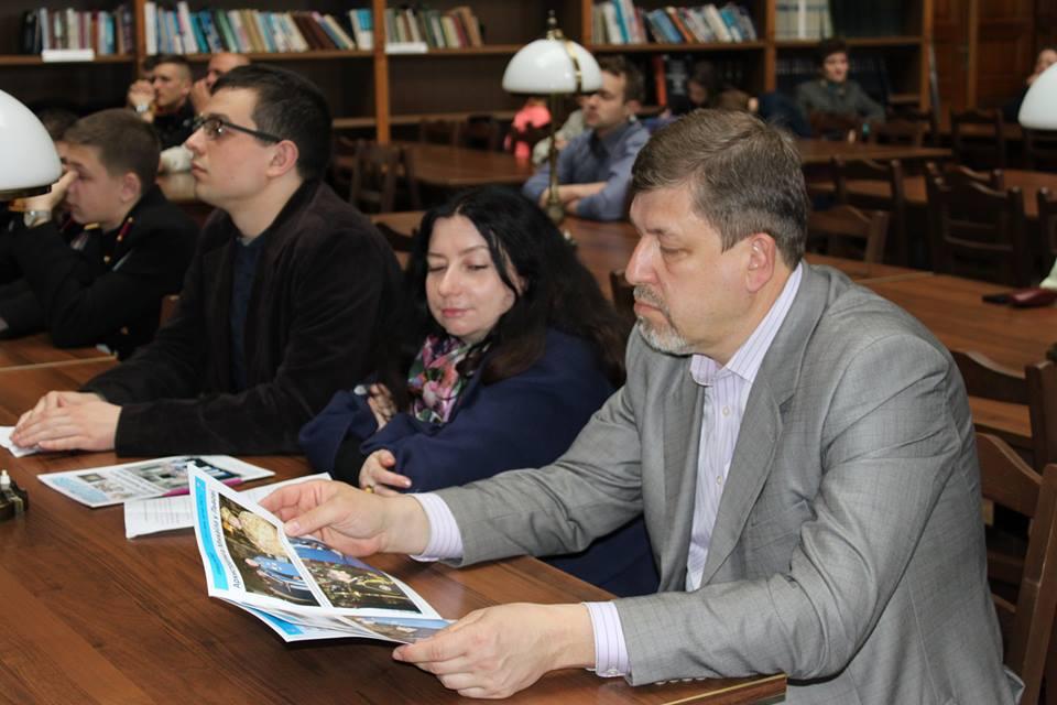 Круглий стіл до 100-річчя створення першого українського парламенту