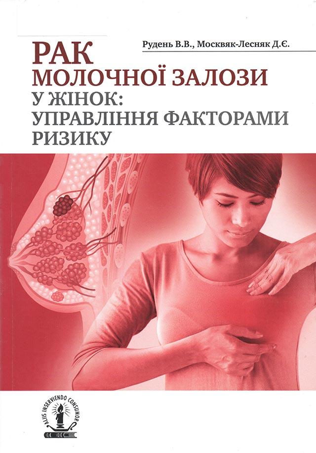 Рак молочної залози у жінок: управління факторами ризику