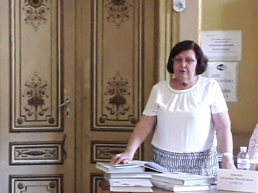 """Професор А. М. Ященко розповідає про роботу над підручником """"Гістологія. Цитологія. Ембріологія"""" (2018)"""
