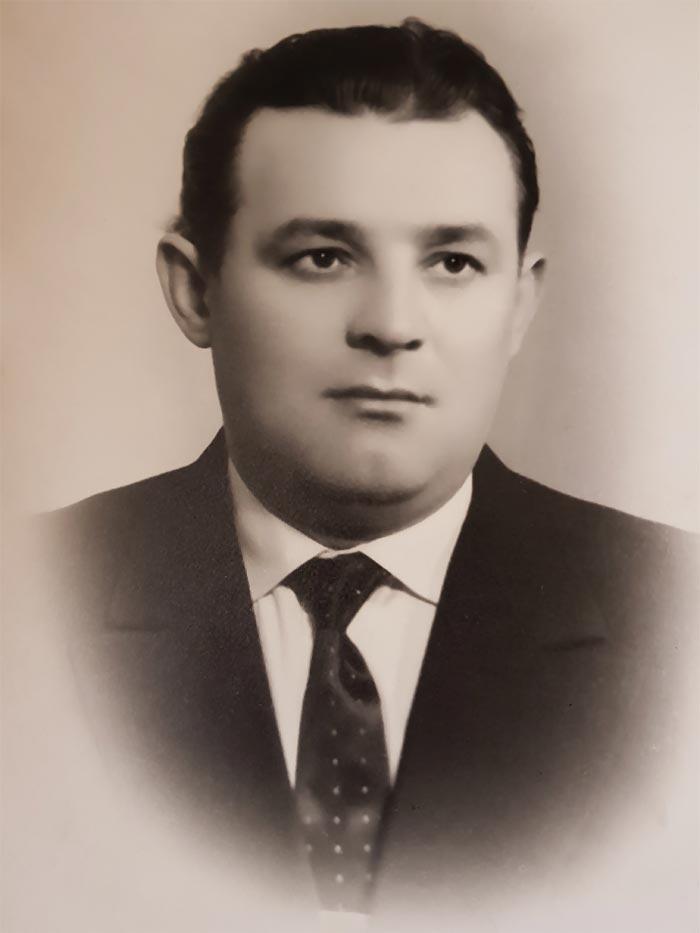 Панасюк Є. М.