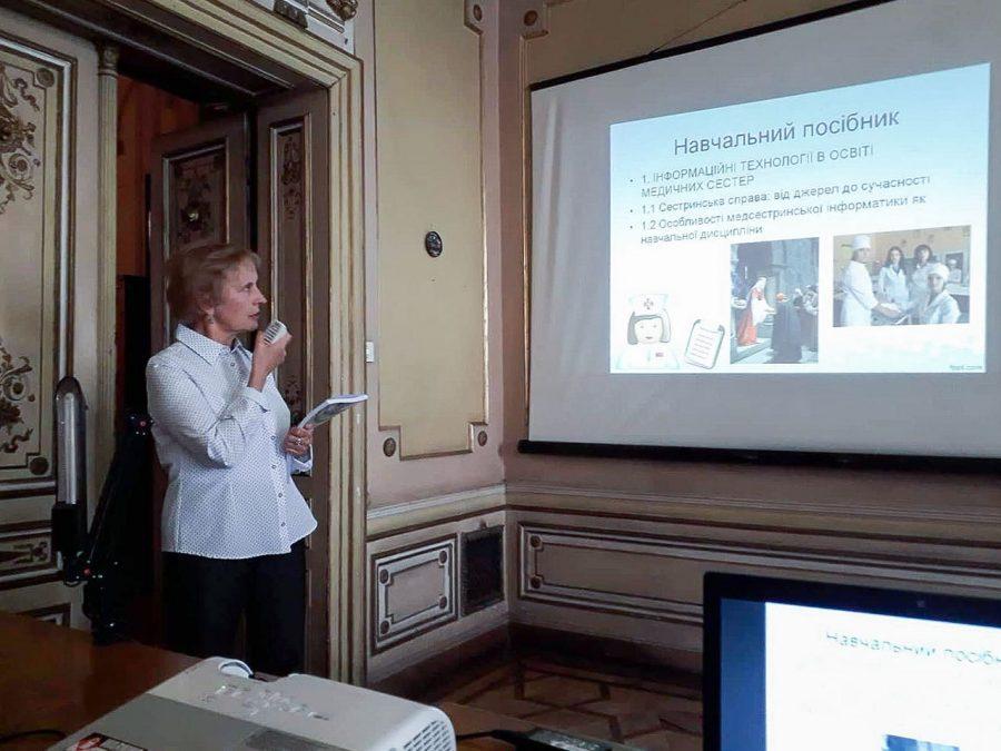 Координатор проекту Ірина Березовська розповідає про посібник